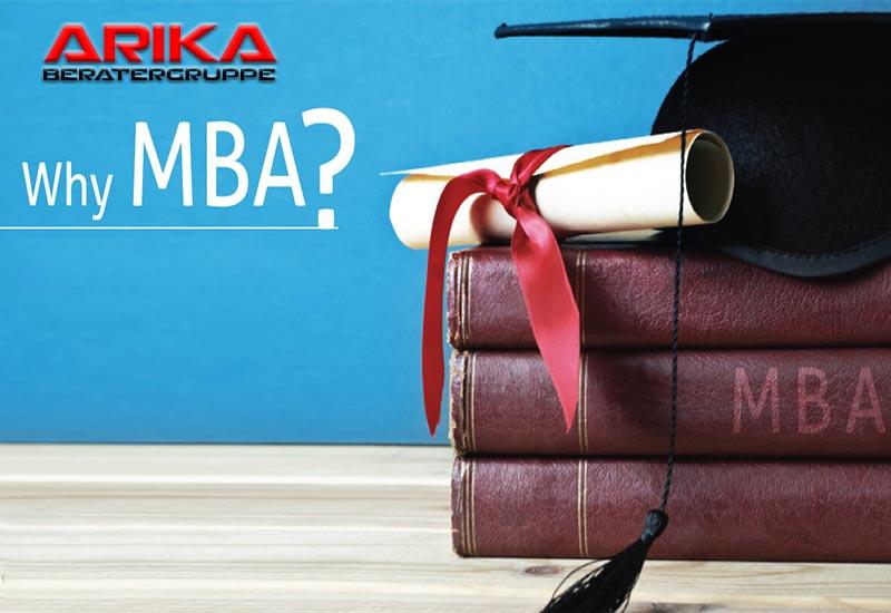 چرا تحصیل در رشته MBA