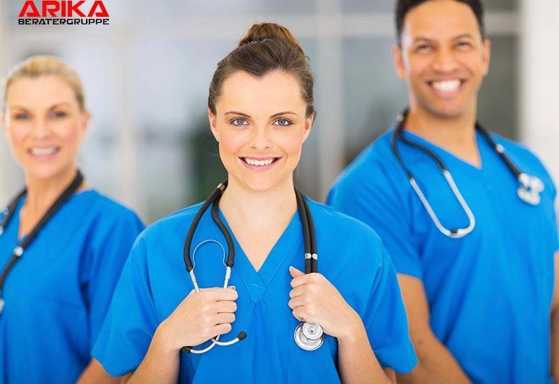 کاریابی ویژه پزشکان و پرستاران
