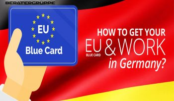 اقامت کاری یا بلوکارت (EU Blue Card)