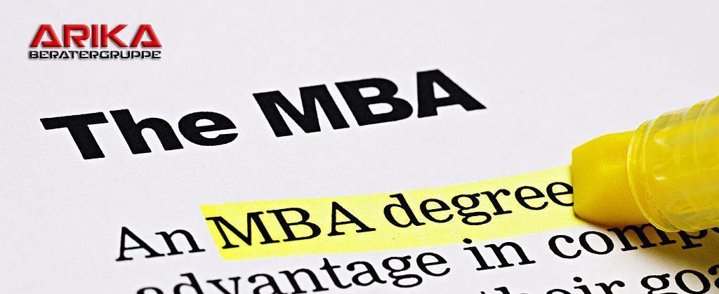 تحصیل در رشته MBA